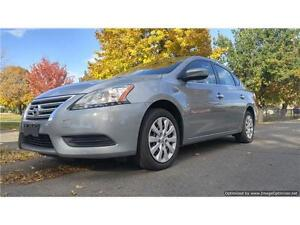 2013 NISSAN SENTRA *FACTORY WARRANTY, LOW KMS*