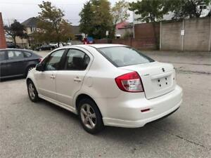 "2008 Suzuki SX4 SPORT16"" ALLOYS POWER GRP GAS SAVER!!"