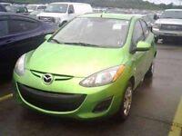2013 Mazda Mazda2 Mazda 2, Facotry warranty until December 2017