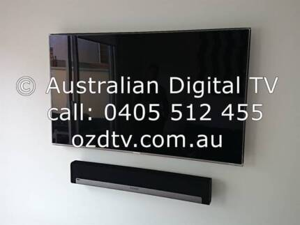Television Hanging Service Wall Mounting Expert Melbourne Area