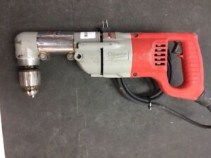 "Milwaukee  3107-6 1/2"" D-Handle Right Angle Drill!"
