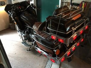 1982 Gold Wing GL1200, excellent condition!