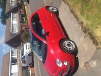 Fiat 500, 1.2 l, 2 lady owners, MOT until March 2019 with no advisory (work all carried out)
