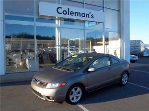 2008 Honda Civic Cpe LX - Automatic - Cruise - Air Conditioned