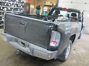 Aftermarket used pair of Silverado LED taillamps