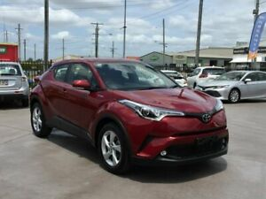 2019 Toyota C-HR NGX10R Update (2WD) Maroon Continuous Variable Wagon Brendale Pine Rivers Area Preview