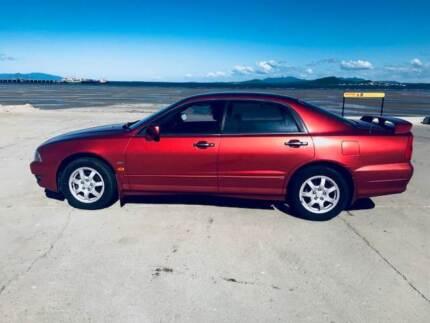 2000 Mitsubishi Magna 6cyl Sedan - ONLY 158***klms Bowen Whitsundays Area Preview