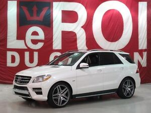 Mercedes-Benz Classe-M ML350 BlueTEC AMG AIR SUS 2012