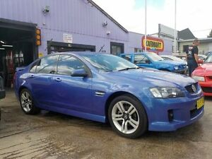 2007 Holden Commodore VE SV6 Purple 5 Speed Automatic Sedan North St Marys Penrith Area Preview
