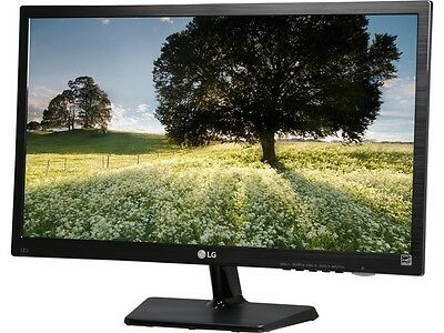"شاشة ليد جديد LG 24MC37D-B Black 23.5"" 5ms Widescreen LED Backlight LCD Monitor"