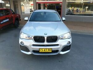 2015 BMW X3 F25 LCI xDrive20d Steptronic 8 Speed Automatic Wagon Young Young Area Preview