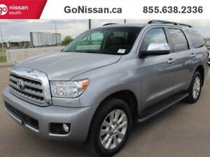 2012 Toyota Sequoia Platinum - LEATHER, DVD, NAVIGATION