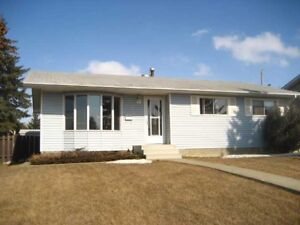 3 bedroom main floor for rent near Londonderry Mall!