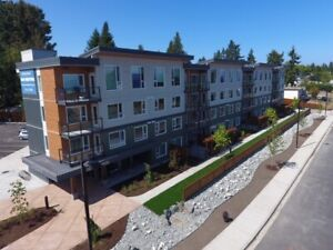 NEW 1 & 2 Bedroom Suites available in Beautiful Parksville