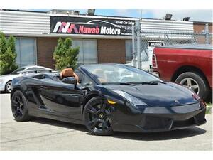 2008 Lamborghini Gallardo Spyder NO ACCIDENT HISTORY