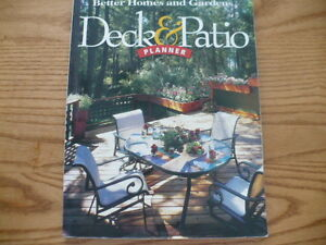 Deck and Patio Planning Book