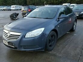 Vauxhall Insignia 1.8 16v 2009 For Breaking