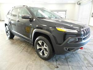 2016 Jeep Cherokee Trailhawk **ONLY $229 BI-WEEKLY WITH $0 DOWN*