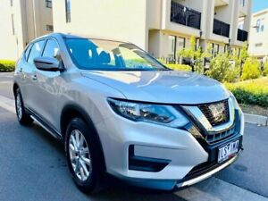 2018 Nissan X-Trail T32 Series II ST X-tronic 2WD Silver 7 Speed Constant Variable Wagon Maidstone Maribyrnong Area Preview