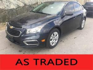 2015 Chevrolet Cruze 2LS - AS TRADED