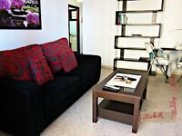 MARBELLA DOWN TOWN CENTRAL BEACH APARTMENT SECOND LINE WATERFRONT BOARD WALK HOLIDAY LETTINGS SPAIN