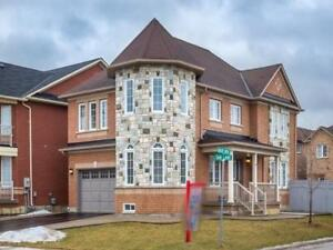 Beautiful Detached Home With 4 Brm / 4 Washroom