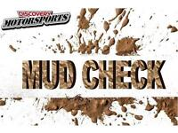 Discovery Motorsports MUD CHECK - LIMITED TIME