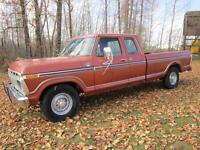 1977 Ford F-250 XLT Camper Special