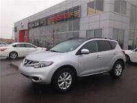 2011 Nissan Murano SV - AWD, heated seats, sunroof and more!