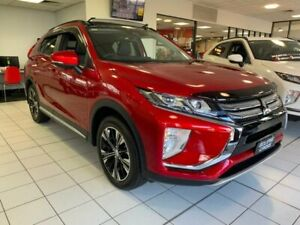 2018 Mitsubishi Eclipse Cross Red Constant Variable Wagon Heidelberg Heights Banyule Area Preview