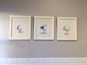 Seagull print set of 3 Cleveland Redland Area Preview