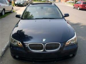 2007 BMW 530 XI {STATION WAGON)