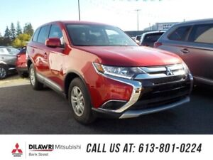 2016 Mitsubishi Outlander LOW KM NEVER OWNED SPECIAL BUY ES AWC