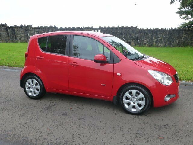 2010 VAUXHALL AGILA DESIGN ONLY 37000 MILESFINANCE AVALIABLE