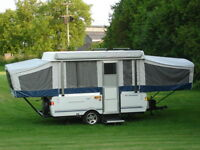 2008 Fleetwood Sana Fe Tent Trailer for Sale