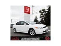 2008 Honda Civic LX, Tinted windows, Spoiler, $62/wk