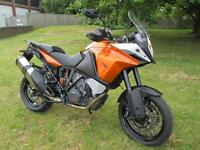 KTM 1190 ADVENTURE 16 TOURING MOTORCYCLE