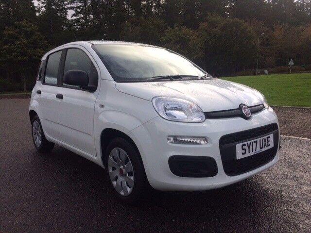 2017 Fiat Panda 5 Door Final Price Great Economy And Low