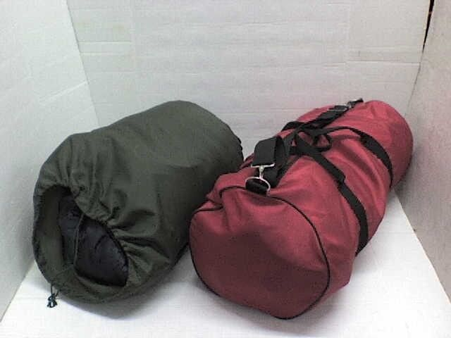 3 warm Adult Sleeping Bags - Heathrow
