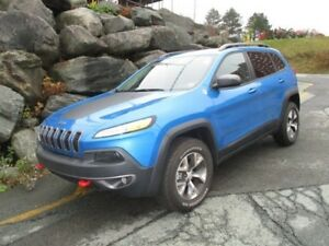 2018 JEEP CHEROKEE Trailhawk (WAS $39,085 NOW $30,990)