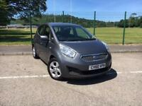 KIA VENGA 2 MANUAL 1.4 5 DOOR 2010 60 PLATE WITH ONLY 14,000 GENUINE MILES!