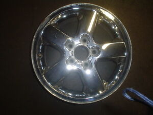 "Alloy 17"" Wheel, fits Jeep G. Cherokee"