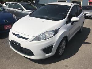 2011 Ford Fiesta SE HATCHBACK| CarLoans Available for Any Credit