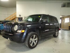 2016 Jeep Patriot HIGH ALTITUDE 2.4L 4CYL AUTO 4W...