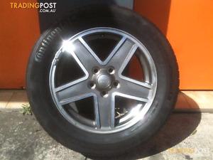 Mag jeep patriot pneu pirelli