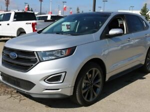 2018 Ford Edge SPORT, 401A, SYNC3, NAV, REAR CAMERA, HEATED/COOL