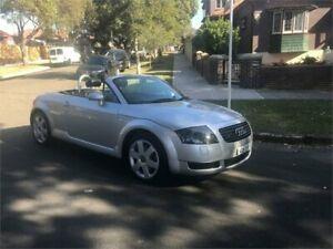 2000 Audi TT Quattro Silver 6 Speed Manual Coupe Croydon Burwood Area Preview