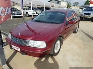 2001 Ford Fairlane Auii Ghia 4 Speed Automatic Sedan Laidley Lockyer Valley Preview