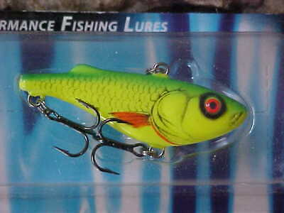 """Bomber B15A Long A Shallow 4 1//2/"""" B15AXRT in RAINBOW TROUT for Bass//Walleye//Pike"""