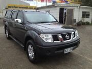 2006 Nissan Navara D40 ST-X (4x4) 6 Speed Manual Dual Cab Pick-up Evanston Gawler Area Preview